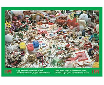 I Spy: Crafts - 500pc Jigsaw Puzzle by Briarpatch