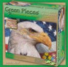 Green Pieces: AmeriCANS - 500pc TDC Photomosaic & Earth-Friendly Jigsaw Puzzle
