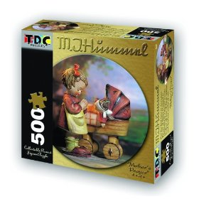 Mothers Prayer - 500pc TDC Hummel Jigsaw Puzzle