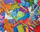 Knit Knacks - 1000pc Jigsaw Puzzle by Springbok