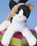 Chloe Calico - 6'' Cat by Douglas Cuddle Toys
