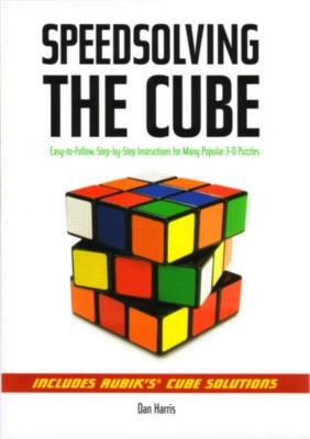 Puzzle Books - Speedsolving the Cube