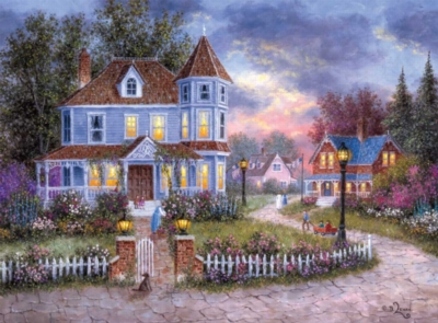 Jigsaw Puzzles - American Holiday