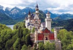 Jigsaw Puzzles - Neuschwanstein Castle, Bavaria