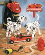 Jigsaw Puzzles - All Fired Up