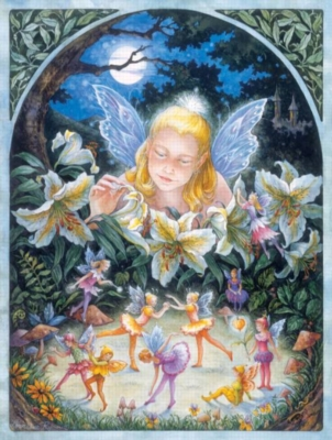 Fairy Ring - 300pc Large Format Jigsaw Puzzle by Sunsout