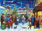 Christmas Market - 500pc Jigsaw Puzzle By Sunsout