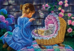 Jigsaw Puzzles - Tender Moments