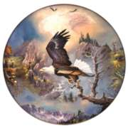 Bald Eagle - 500pc Jigsaw Puzzle By Sunsout