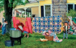 Jigsaw Puzzles - Hide N Quilt