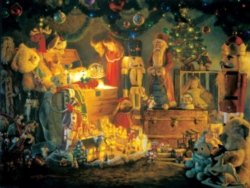 Jigsaw Puzzles - The Reason for the Season