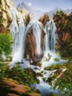 Horse Surround - 500pc Jigsaw Puzzle By Sunsout