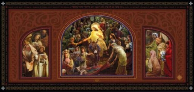 Bringing Light into the World - 1000pc Jigsaw Puzzle By Sunsout