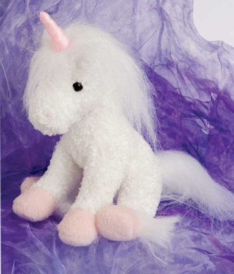Pearl Drop Baby - 6'' Unicorn By Douglas Cuddle Toys