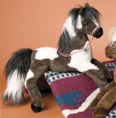 Coyote Horse - 21'' Horse By Douglas Cuddle Toys