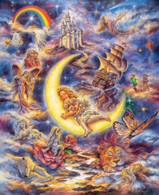 Dream Fantasy - 1500pc Jigsaw Puzzle By Sunsout