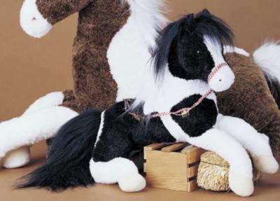 Atlas Paint - 21'' Horse By Douglas Cuddle Toys