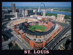 Jigsaw Puzzles - St. Louis Cardinals Stadium