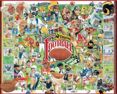 Jigsaw Puzzles - Football History