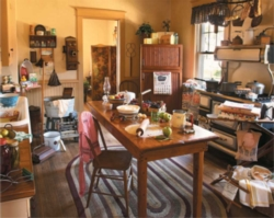Jigsaw Puzzles - Grandma's Kitchen