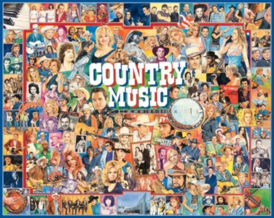Music Puzzles - Country Music