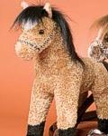 Sunflower Buckskin - 13'' Horse by Douglas Cuddle Toys