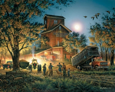 Jigsaw Puzzles - Bountiful Harvest