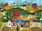 Vegetable Garden - 300pc Large Format Jigsaw Puzzle by Masterpieces