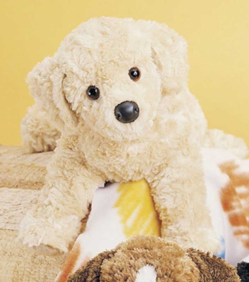 Charles Golden Retriever - 14'' Dog By Douglas Cuddle Toys