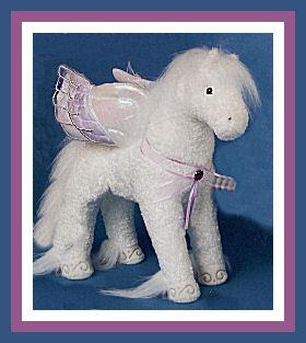Pegasus - 12'' Horse By Douglas Cuddle Toys
