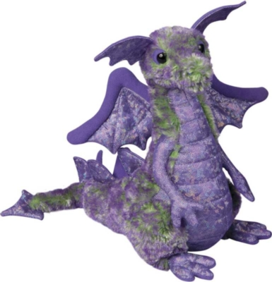 Snuffle - 20'' Dragon By Douglas Cuddle Toys