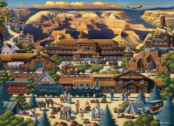 Jigsaw Puzzles - Grand Canyon