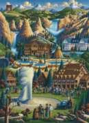 Jigsaw Puzzles - Yellowstone