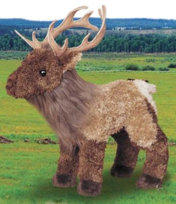 Eddie - 8'' Elk By Douglas Cuddle Toys