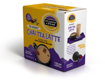 Oregon Chai Tea: The Original - 1.5 Gallon Bag in a Box