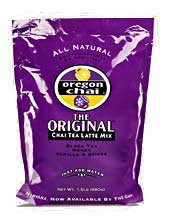 Oregon Chai Tea Mix: The Original - 1.5 lb. Bulk Bag