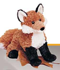 Kerri Fox - 6'' Fox by Douglas Cuddle Toys