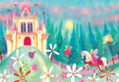 Floor Jigsaw Puzzles For Kids - Dancing Princess