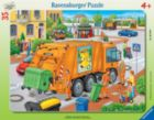 Waste Collection - 35pc Puzzle in a Frame by Ravensburger
