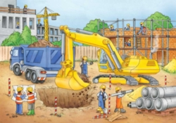 Jigsaw Puzzles for Kids - Busy Builders