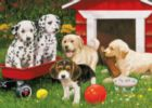 Puppy Party - 60pc Jigsaw Puzzle by Ravensburger