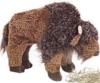 Bill Buffalo - 8'' Buffalo by Douglas Cuddle Toys