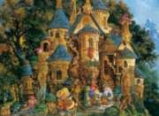 Ravensburger Jigsaw Puzzles - College of Magical Knowledge