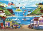Lovely Seaside - 500pc Jigsaw Puzzle by Ravensburger