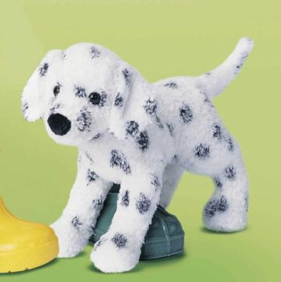 Speck Dalmatian - 9'' Dog By Douglas Cuddle Toys