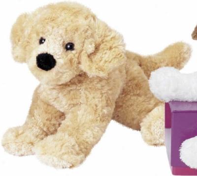 Troy Golden Retriever - 9'' Dog By Douglas Cuddle Toys