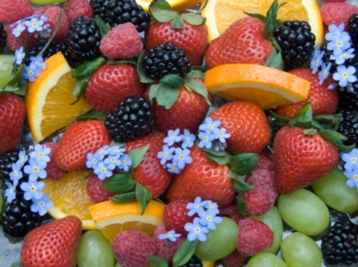 Fruitful Bounty - 1000pc Jigsaw Puzzle by Ravensburger