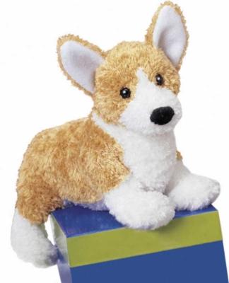 Munchee Corgi - 9'' Dog By Douglas Cuddle Toys