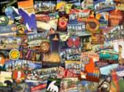 Ravensburger Jigsaw Puzzles - Road Trip USA