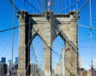 Brooklyn Bridge - 500pc Jigsaw Puzzle by New York Puzzle Co.